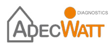Logo ADECWATT DIAGNOSTICS