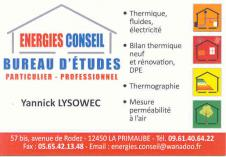 Logo ENERGIES CONSEIL